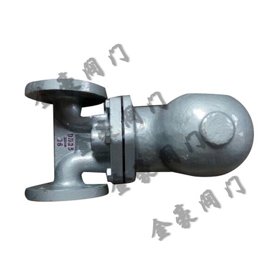 浮球式疏水阀_FT43H、FT44H杠杆浮球式疏水阀